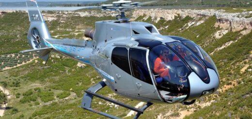 Экскурсии на вертолетах